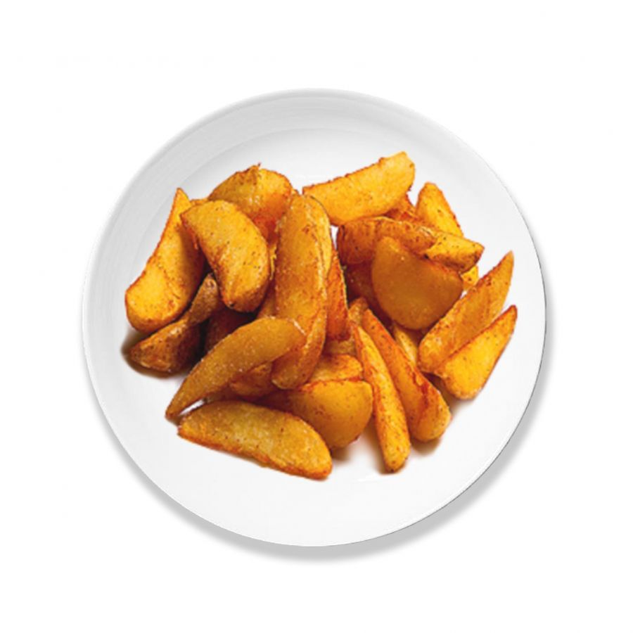 Картофельные дольки 100гр