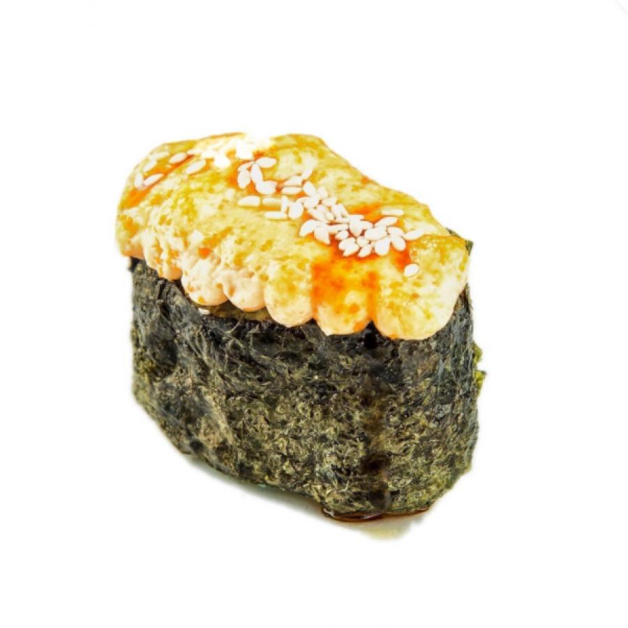 Запеченное Суши с тунцом